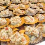 海鲜美食:炭烧生蚝2
