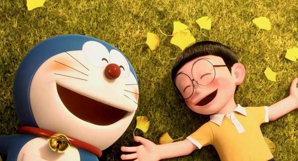 《哆啦A梦:伴我同行 》剧照